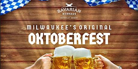 Oktoberfest 2021 General Admission Tickets for Saturdays tickets