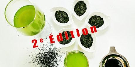 Atelier découverte & dégustation de thés verts Japonais  | 2e Édition billets