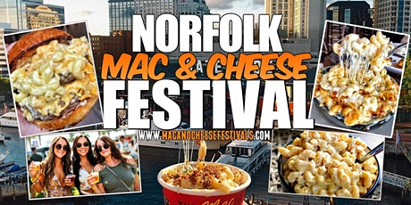 Norfolk Mac & Cheese Festival tickets