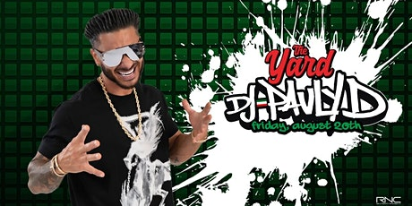 Pauly D at The Yard tickets