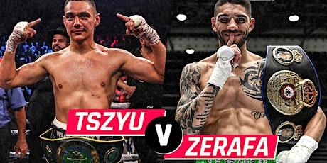 ONLINE@!. Tim Tszyu v Michael Zerafa Fight LIVE ON fReE 2021 tickets