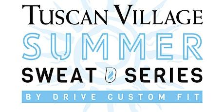 Drive Summer Sweat Series (Yoga) tickets