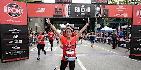 2021 New Balance Bronx 10 Mile Bib Pickup tickets