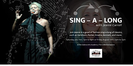 Sing-a-long with Jeanie Carroll tickets
