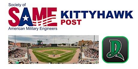SAME Kittyhawk Post - Dayton Dragons Baseball Night tickets