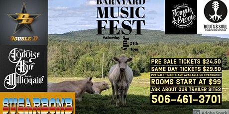 The Barnyard Music Fest tickets