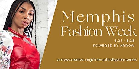 Memphis Fashion Week 2021 tickets