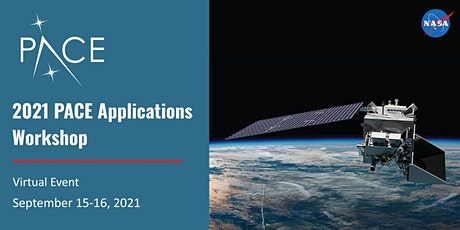 2021 PACE Applications Workshop tickets