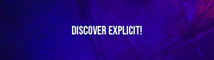 Explicit | Drum & Bass w/ Tantrum Desire, Andromedik & more! image