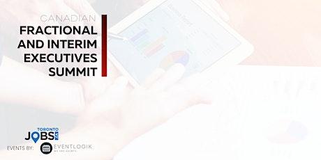 Canadian Fractional & Interim Executive Summit tickets