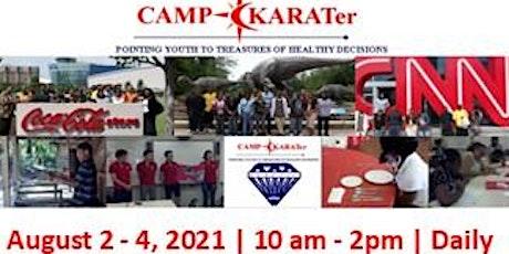 Camp KARATer tickets