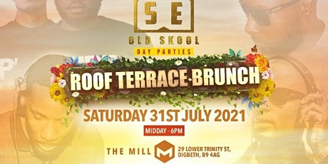 RISE Oldskool Day Parties Brunch tickets