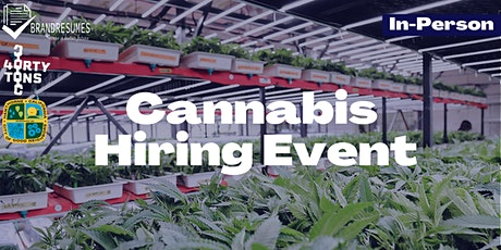 Los Angeles Cannabis Hiring Event* Free For Jobseekers (Register Now) tickets
