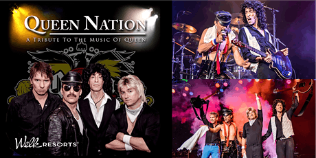 BOHEMIAN NIGHTS FEATURING QUEEN NATION tickets
