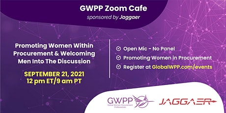 Promoting Women Within Procurement & Welcoming Men Into The Discussion tickets