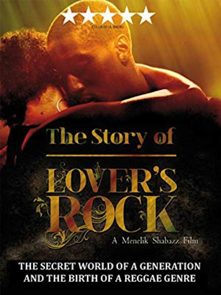 Menelik Shabazz Online Tribute Talk &  Screenings image
