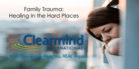 Family Trauma: Healing In The Hard Places tickets