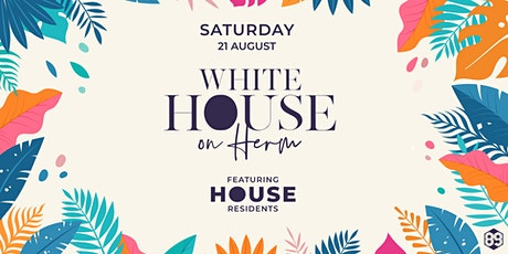 WhiteHOUSE on Herm tickets