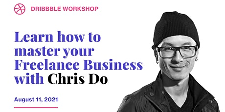 Learn How to Master Your Freelance Business with Chris Do tickets