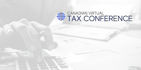Canadian Virtual Tax Conference tickets