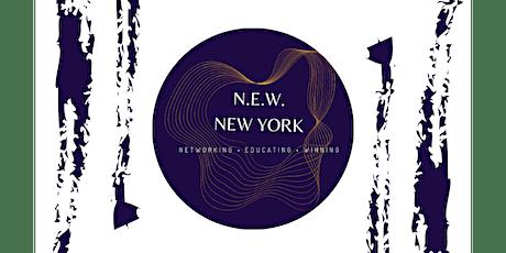 N.E.W. New York  September 2021 tickets