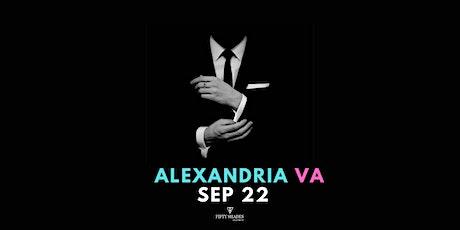 Fifty Shades Live|Alexandria, VA tickets