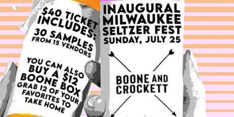 Milwaukee Seltzer Fest tickets