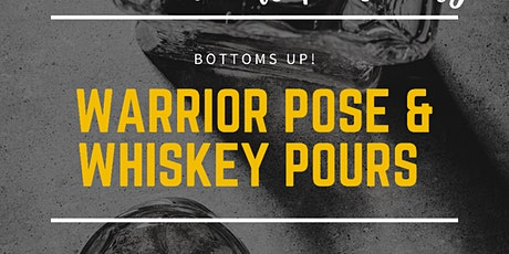 Warrior Pose and Whiskey Pours at Meinelschmidt Distillery tickets