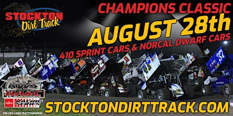 King of the West-NARC Fujistu Sprint Car Series and NorCal Dwarf Cars tickets