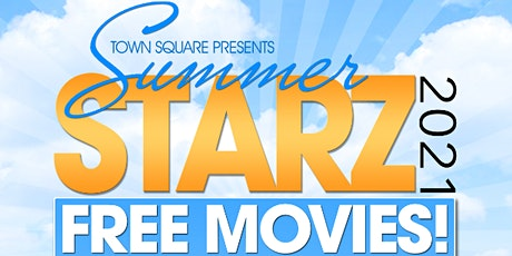 SummerStarz Movies 2021 tickets