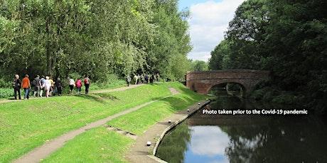 Group Walk - Aylestone Hall Gardens to  Aylestone Meadows tickets