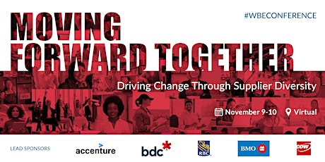 Moving Forward Together Conference tickets