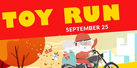 YDI 3rd Annual Motorcycle Toy Run tickets