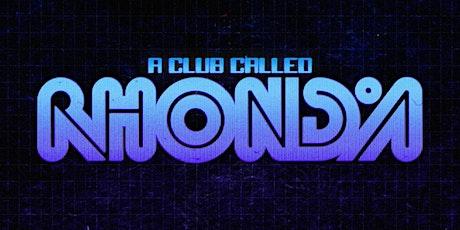 A Club Called Rhonda: San Francisco tickets