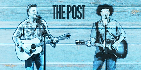 Deryl Dodd & Nate Kipp at The Post tickets