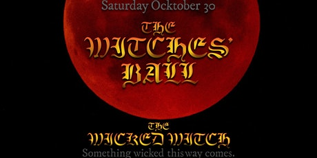 The Witches Ball tickets