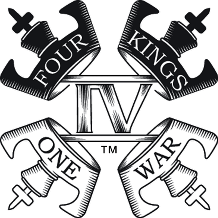 Four Kings One War Launch Party image