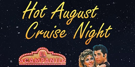 Hot August Cruise Night! tickets