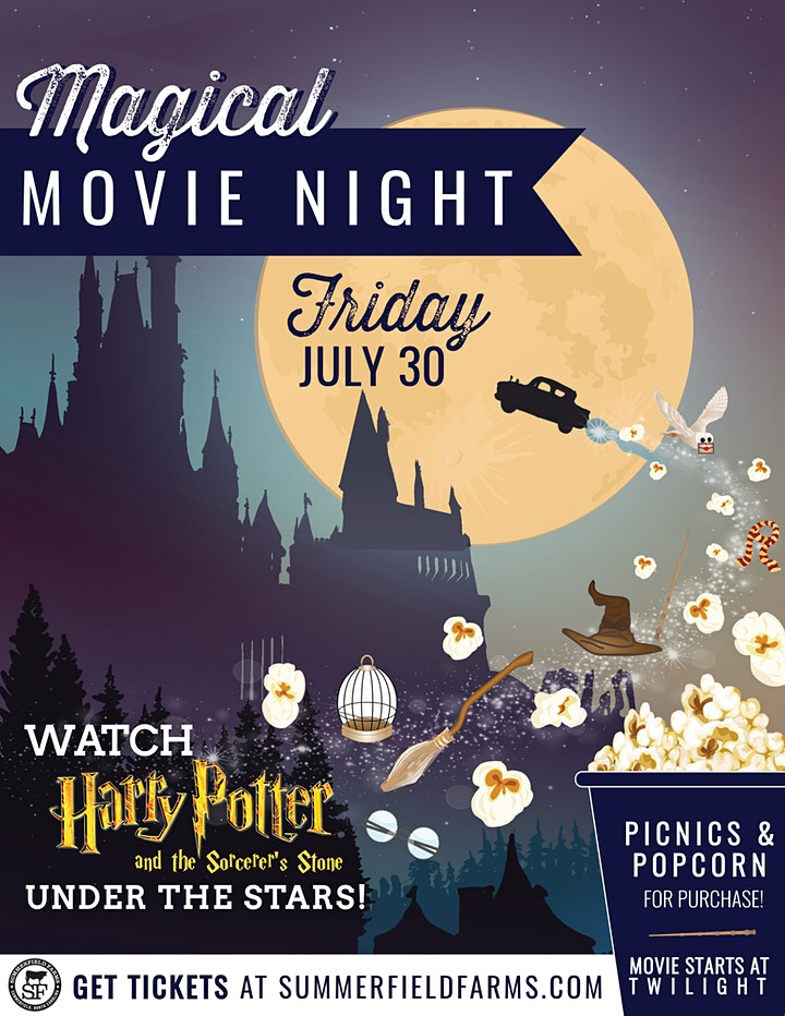 Magical Movie Night: Harry Potter and the Sorcerer's Stone image