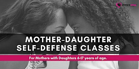 Mother-Daughter Self-Defense Class tickets