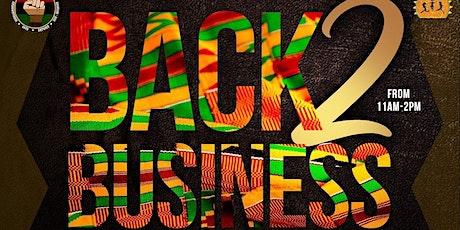 Back 2 Business: [Kid Entrepreneur Business Fair] tickets