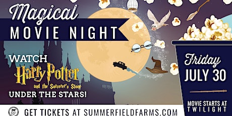 Magical Movie Night: Harry Potter and the Sorcerer's Stone tickets