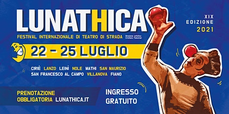 LUNATHICA - THE CRAZY MOZARTS - El Mundo Costrini - Ciriè (24-25/07) biglietti