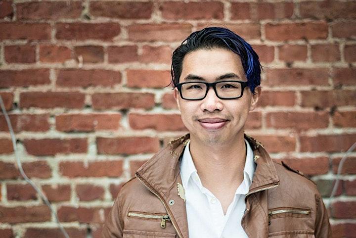 """""""Crazy Funny Asians"""" Live Comedy Show image"""