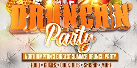 DRUNCH N' PARTY - Northampton's Biggest Summer Brunch Party tickets