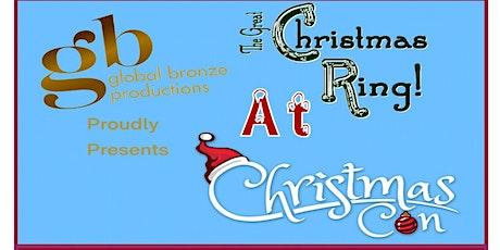 Hallmark's ChristmasCon Great Christmas Ring tickets