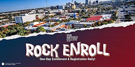 SAC Rock Enroll '21 tickets