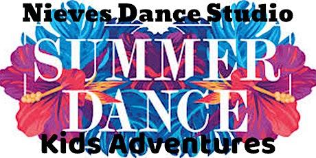 Nieves Summer Dance Camp tickets