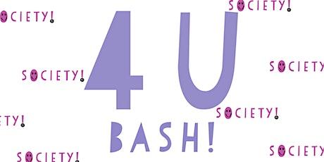 4 U Bash! tickets