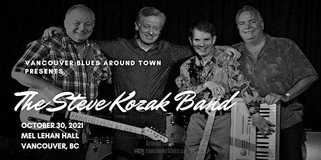 Steve Kozak Band tickets